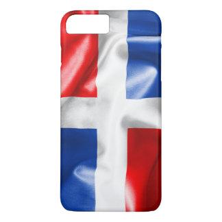 Dominican Republic Flag iPhone 7 Plus Case