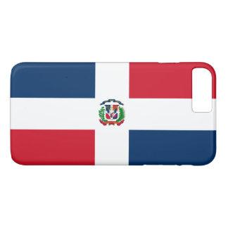 Dominican Republic flag iPhone 8 Plus/7 Plus Case