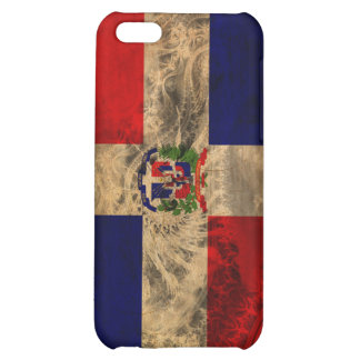 Dominican Republic Flag iPhone 5C Cover