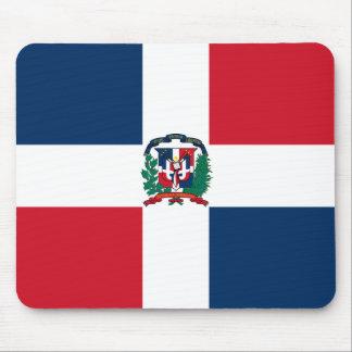 Dominican Republic Flag Mousepad