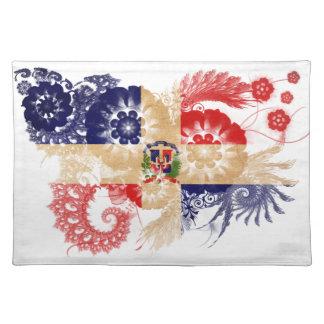 Dominican Republic Flag Placemat