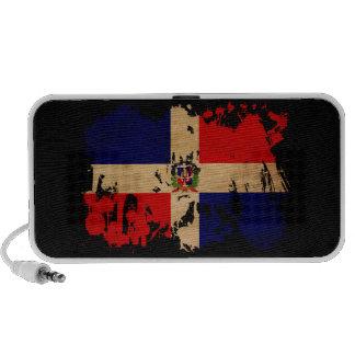 Dominican Republic Flag Mp3 Speaker