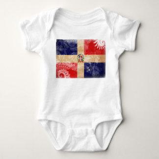 Dominican Republic Flag Tees