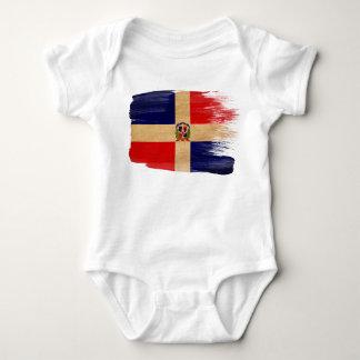 Dominican Republic Flag T Shirt
