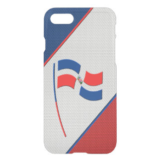 Dominican Republic iPhone 7 Case