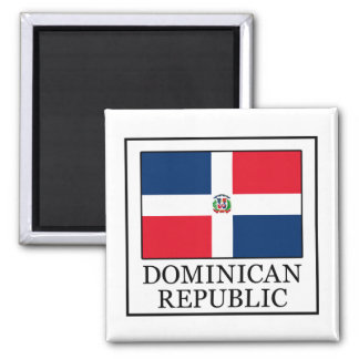 Dominican Republic Magnet