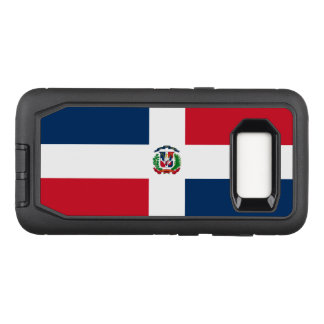 Dominican Republic OtterBox Defender Samsung Galaxy S8 Case