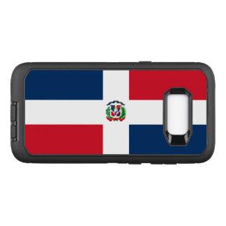 Dominican Republic OtterBox Defender Samsung Galaxy S8+ Case