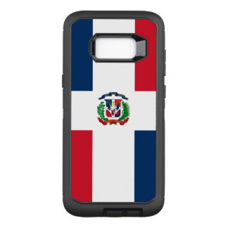 Dominican Republic OtterBox Defender Samsung Galaxy S8+ Case