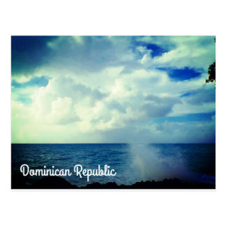 Dominican Republic Postcard