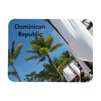 Dominican Republic postcard Magnet