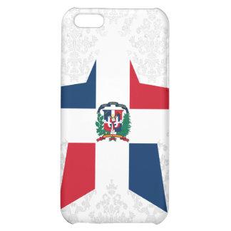 Dominican+Republic Star iPhone 5C Cases