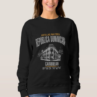 Dominican Republic Sweatshirt