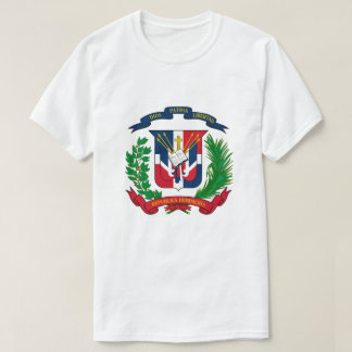 Dominican Republic's Coat of Arms T-shirt