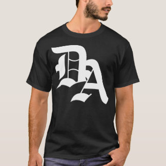 Dominick Andrew t-shirt logo