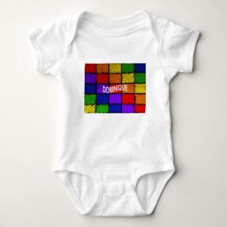DOMINIQUE BABY BODYSUIT