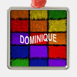 DOMINIQUE METAL ORNAMENT