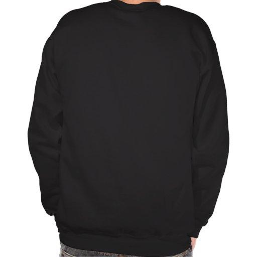 Domino 7 hoddie 3 pull over sweatshirt
