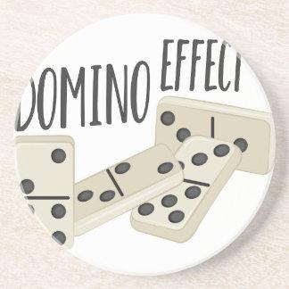 Domino Effect Coaster