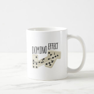 Domino Effect Coffee Mug