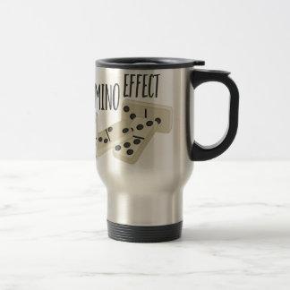 Domino Effect Travel Mug