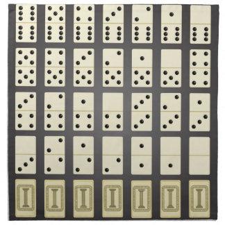 domino napkin