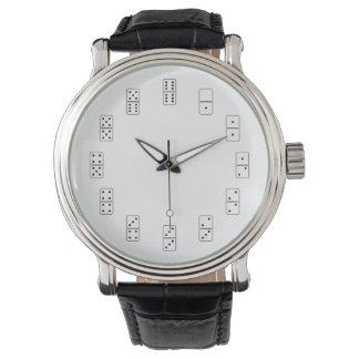 Domino novelty watch