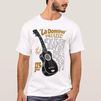 Domino Uke Ad Men's light short sleeve T-Shirt