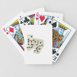 Dominoes Bicycle Playing Cards