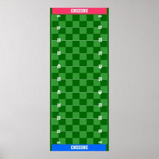 Dominoes-Football TAG Grid (Fridge) Posters