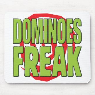 Dominoes Freak G Mousepad