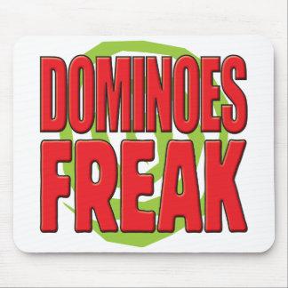 Dominoes Freak R Mouse Mats