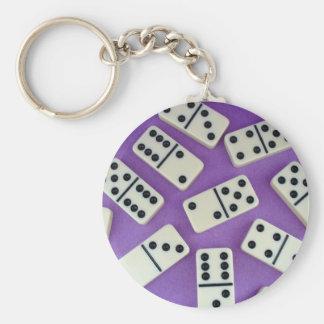 Dominoes Keychain 001