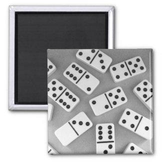 Dominoes Magnet 004