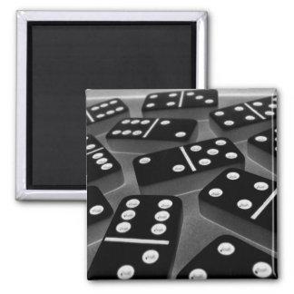 Dominoes Magnet 008