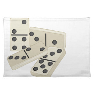 Dominoes Placemat