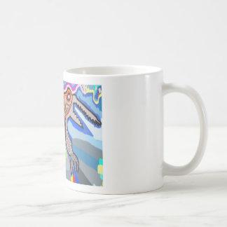 DOMUHAA  CHAAL - Blood Sucker Alien Monster Coffee Mug