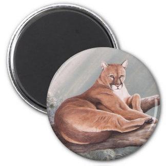 Don Corle-cougar Magnet