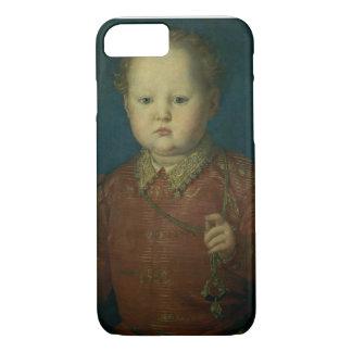 Don Garcia de Medici (?) c.1550 (oil on panel) iPhone 7 Case