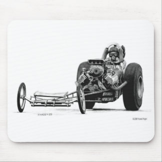 Don Garlits Mouse Pad