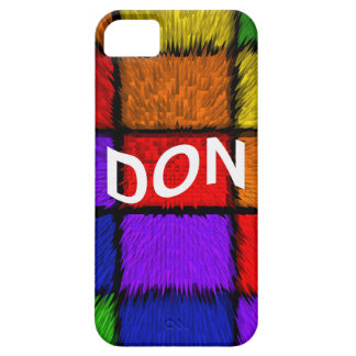 DON iPhone 5 CASE