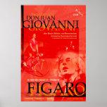 DON JUAN GIOVANNI & FIGARO PRINT