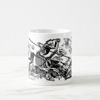 Don Quijote by José Guadalupe Posada Coffee Mug