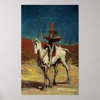 Don Quixote, c.1865-1870 Posters