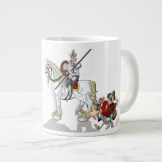 Don Quixote Large Coffee Mug