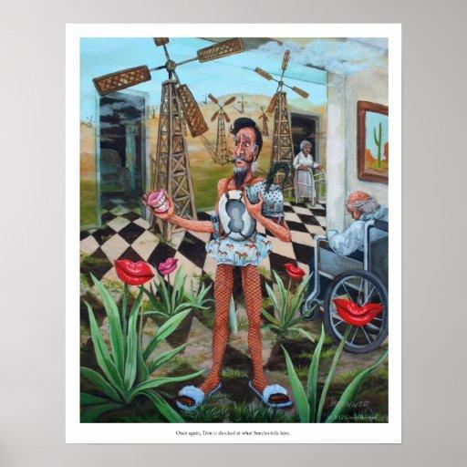 Don Quixote Poster