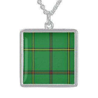 Don Scottish Tartan Custom Necklace