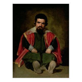 Don Sebastian de Morra, c.1643-44 Postcard