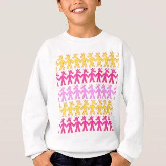 Don't cut love out sweatshirt