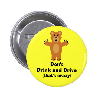 Don t Drink and Drive Button